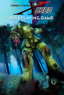 Combat Frame XSeed roleplaying game