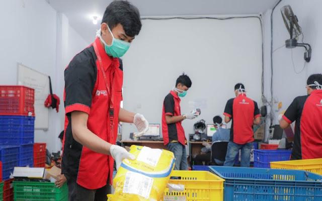 SiCepat targetkan kiriman paket naik 3 kali lipat gandeng LDN buka gerai dropship