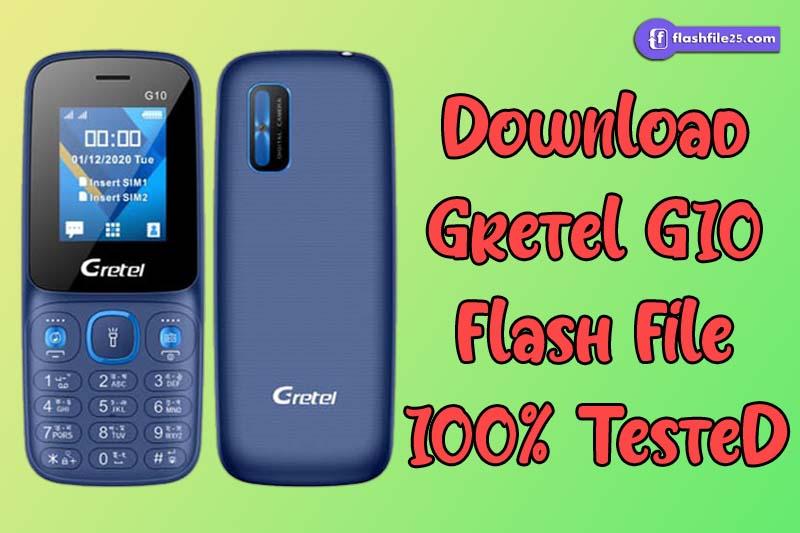 Gretel G10 Flash File