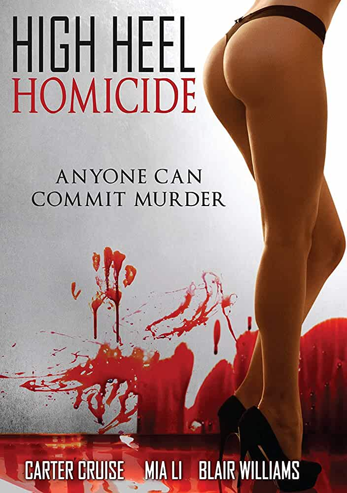 18+ High Heel Homicide 2017 480p 250MB BRRip
