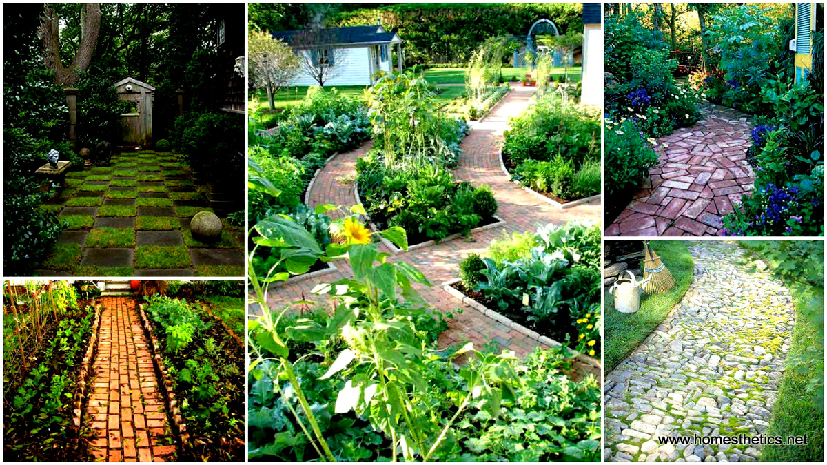 architecture design diy garden path ideas to realize in your backyard
