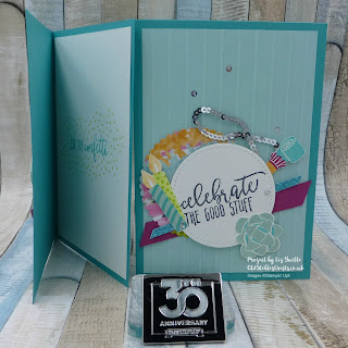 Picture Perfect Party Celebration Stampin Up
