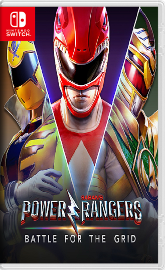 Power Rangers Battle for the Grid NSP Switch