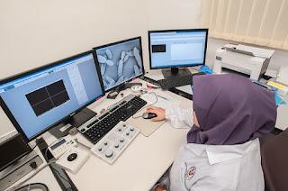 MIkroskop Elektron Ultrafast