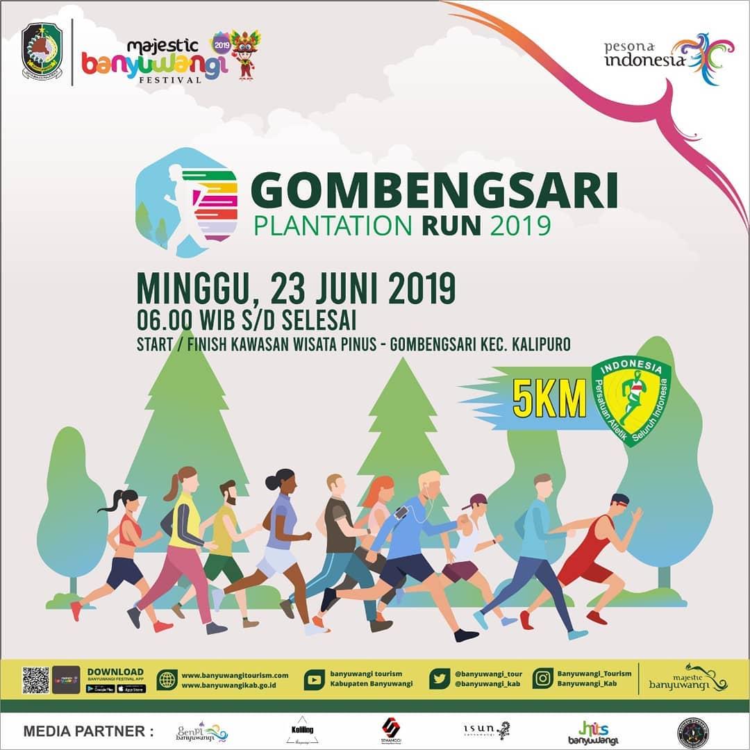 Gombengsari Plantation Run • 2019