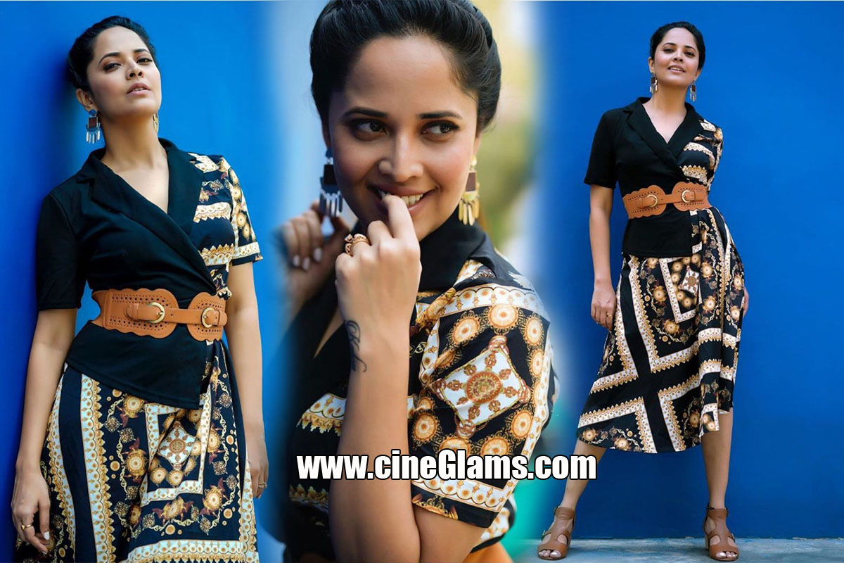 Anchor Anasuya Bharadwaj Latest Pics