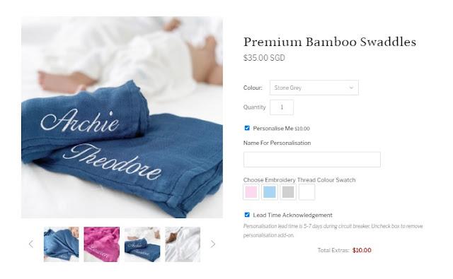 Raph & Remy Hadiah Untuk Bayi Baru Lahir