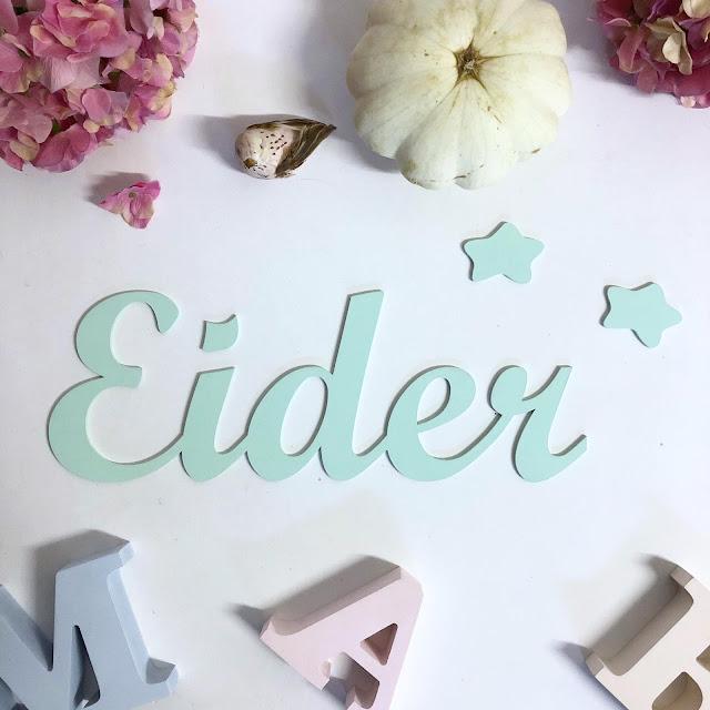 nombre-niña-Eider-decoración-infantil-Verdeliss