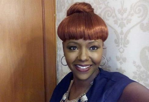 Muthoni Drummer Queen Chinese Bangs Haircut