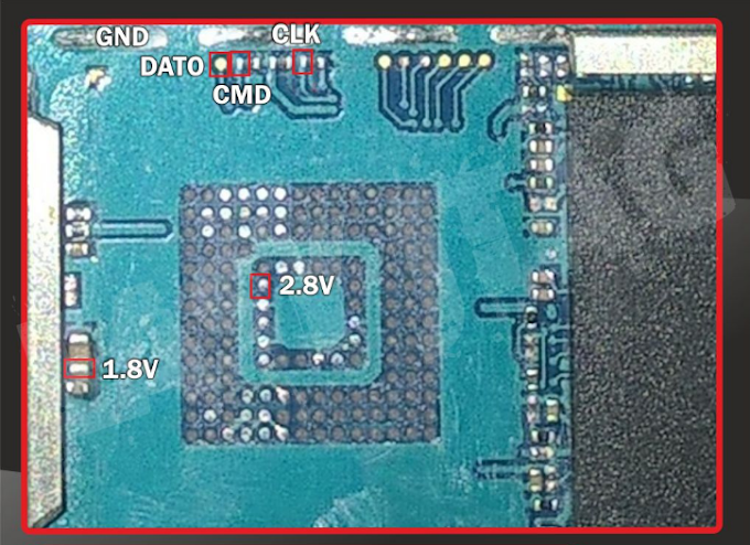 Samsung A720F Dead Boot Repair Emmc Dump File Download