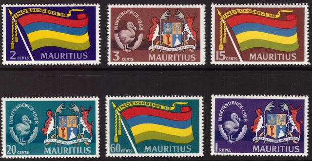 1968 – Mauritius achieves independence from the United Kingdom