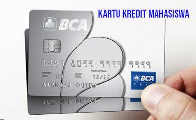 Kartu Kredit BCA Untuk Mahasiswa