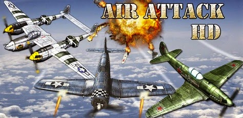 Air Attack HD APK Free Download for Android