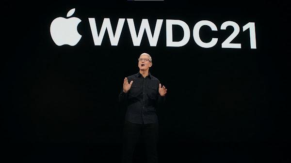 WWDC21 オンラインで開催