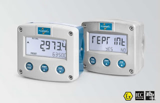 Fluidwell F132 Intrinsically Safe - Batch Controller