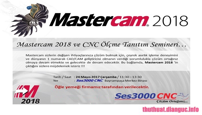Download Mastercam 2018 – 2019 Update 3.1 Full Cr@ck