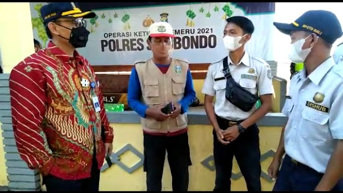 Pantauan Langsung Pejabat Dirjen Ke Pelabuhan Jangkar Situbondo