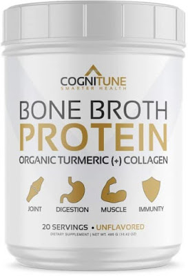 Bone broth protein powder pros and cons