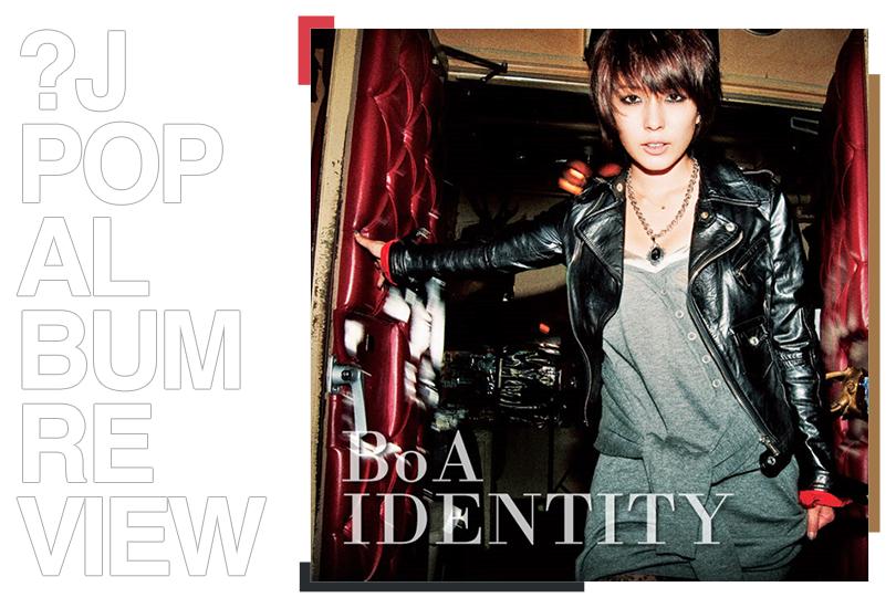 Album review: BoA - Identity | Random J Pop