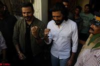 Vivek Oberoi and Riteish Deshmukh Promoting Their movie Bank Chor~  Exclusive 28.JPG