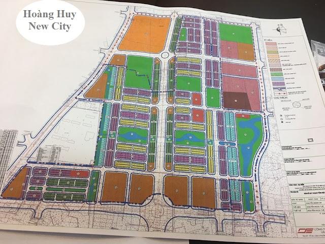 Quy hoạch Hoàng Huy New City