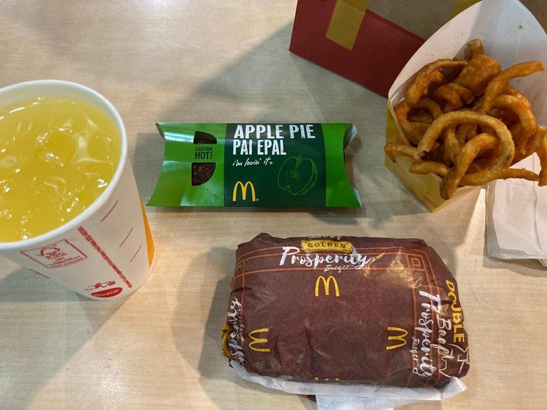 Prosperity Burger 2020 Kini Kembali Hanya di McD! Sedapp!!