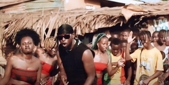 VIDEO: Eddy Kenzo & Tribe Mark – Shakamo| DOWNLOAD
