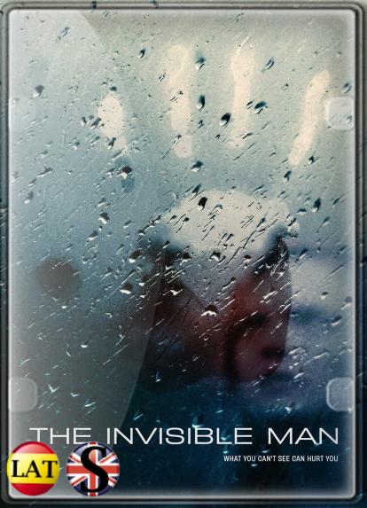 El Hombre Invisible (2020) FULL HD 1080P LATINO/INGLES