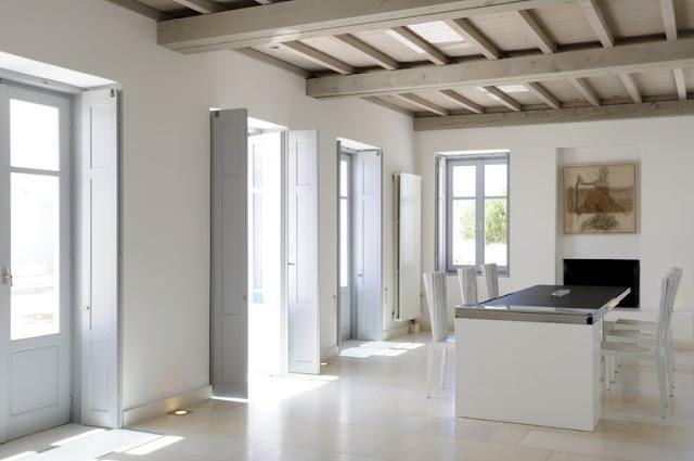 La casa bianca blog di arredamento e interni dettagli for Sala da pranzo decor