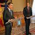 A prioridade do AVE a Galicia e compartir as decisións de xestión da autoestrada AP-9, temas relevantes da reunión entre Feijóo e De la Serna
