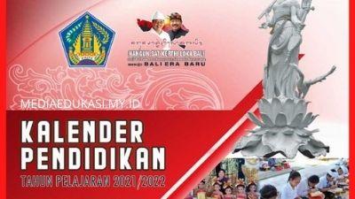 Kalender Pendidikan Provinsi Bali