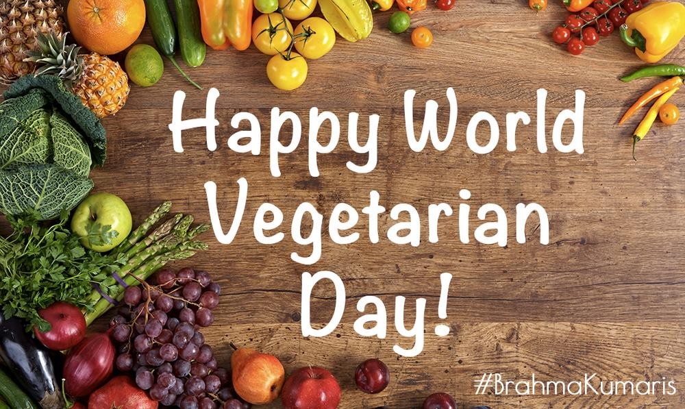 World Vegetarian Day Wishes for Instagram