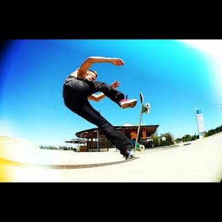 Mark Jansen Adelaide Skateboarding Skate Bowl