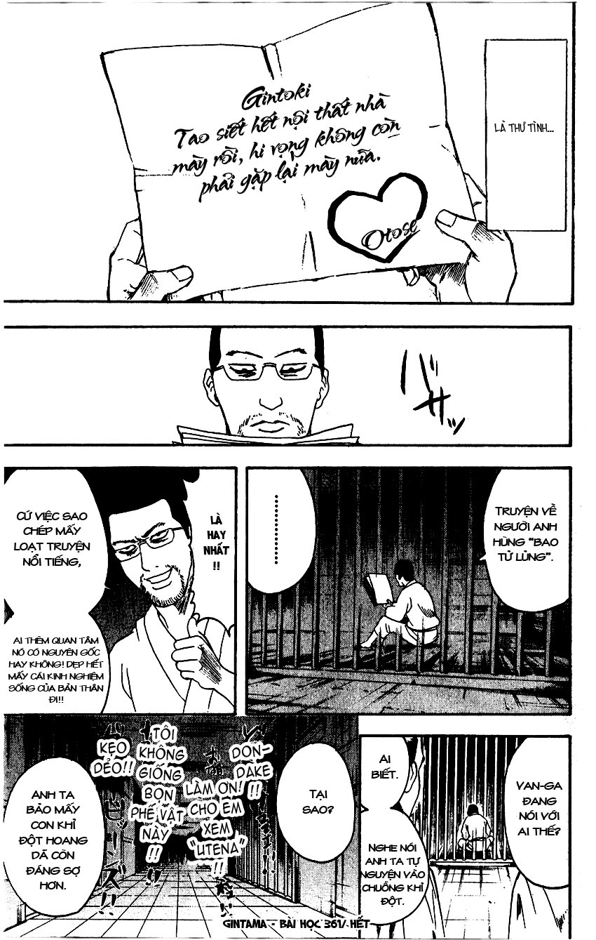 Gintama Chap 361 page 20 - Truyentranhaz.net