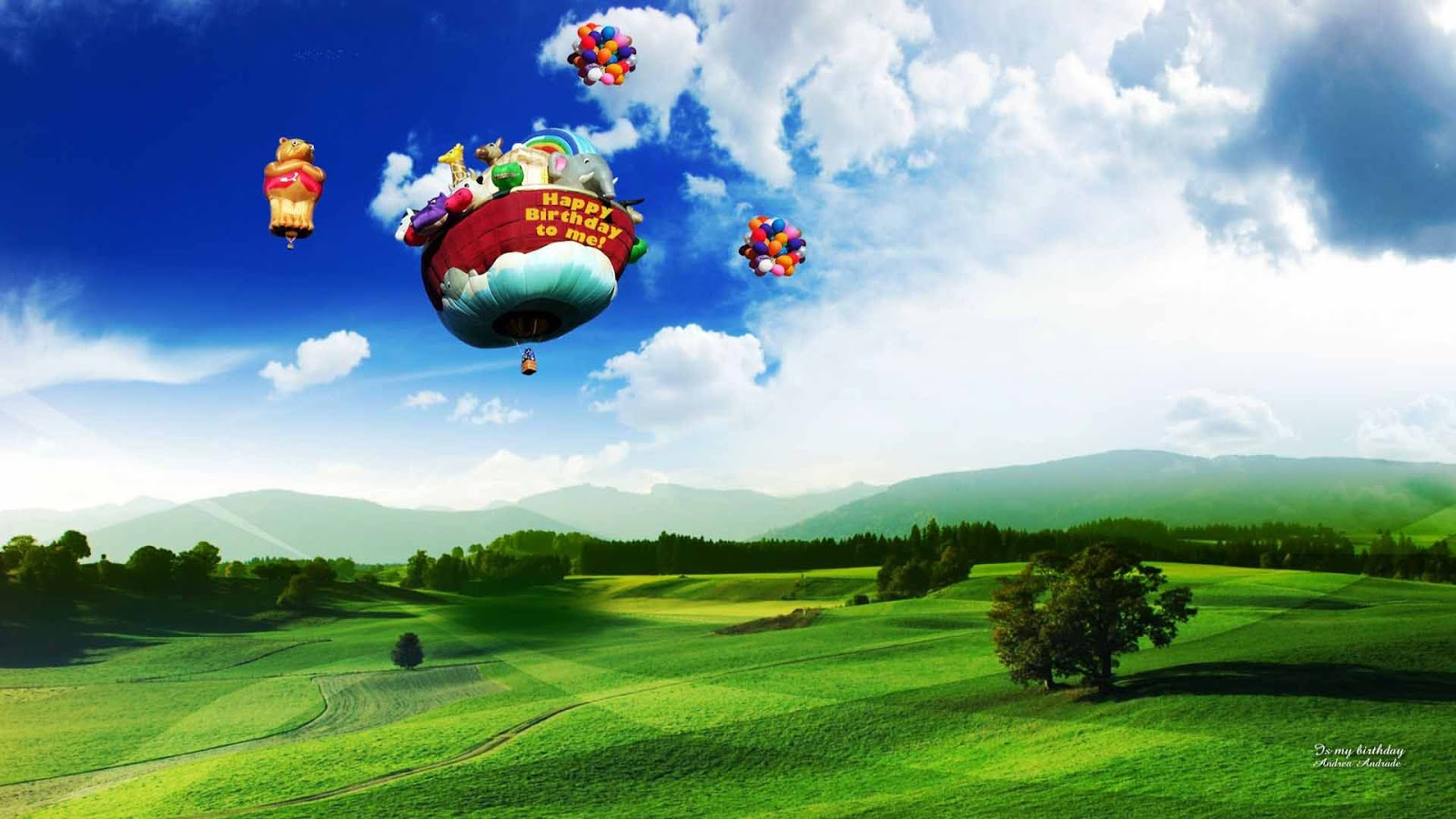 Hd 3d Wallpapers: HD Wallpapers: 3D Nature Wallpapers