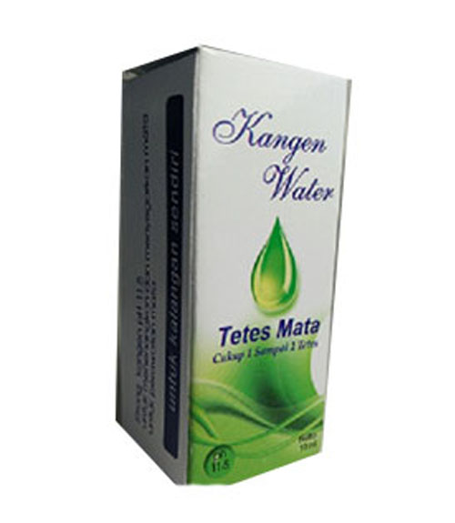 Tetes Mata Kangen Water - 10ml