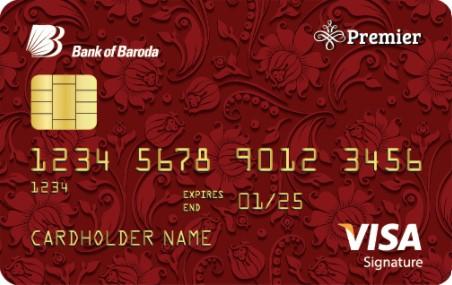 Bank of Baroda credit Cards