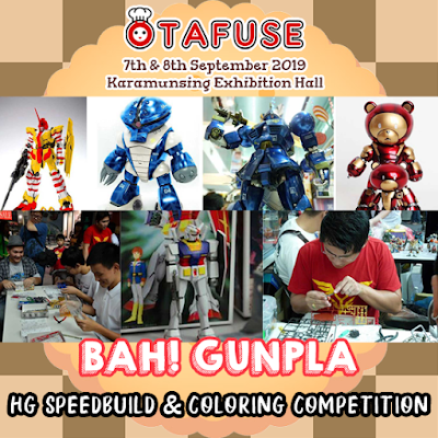 BAH! Gunpla Contest