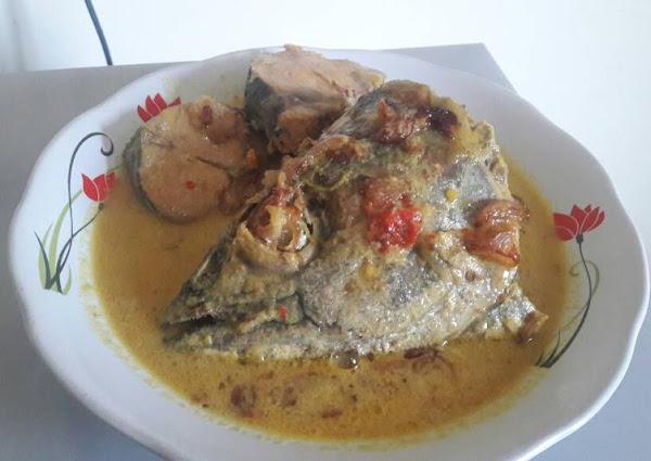 Resep Gulai Ikan Tuna