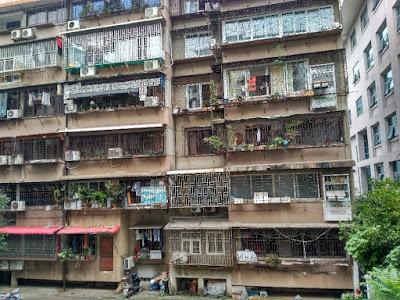 ease hostel guilin views