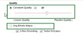 Kompres Video untuk Mengecilkan Ukuran File dengan Cara Mengatur Bitrate Video