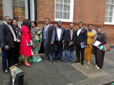 Gov. Rochas Okorocha's First Son Afamefula Bags Masters Degree From Imperial College London 6