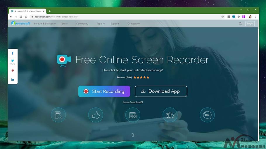 أفضل البرامج المجانية لتسجيل الشاشة لعام 2020