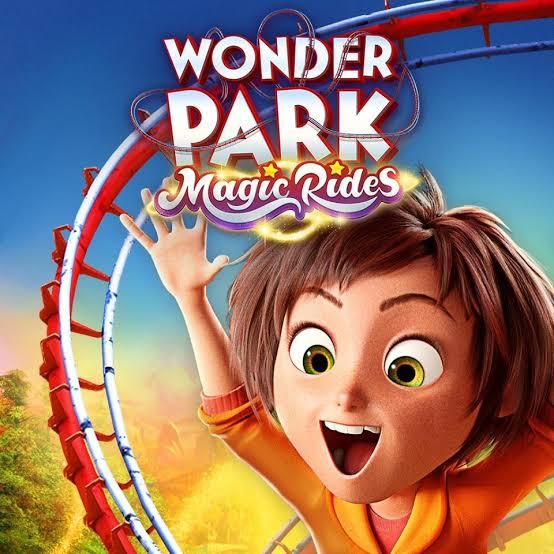 Wonder Park Magic Rides v0.2.1 Apk Mod [Dinheiro Infinito]