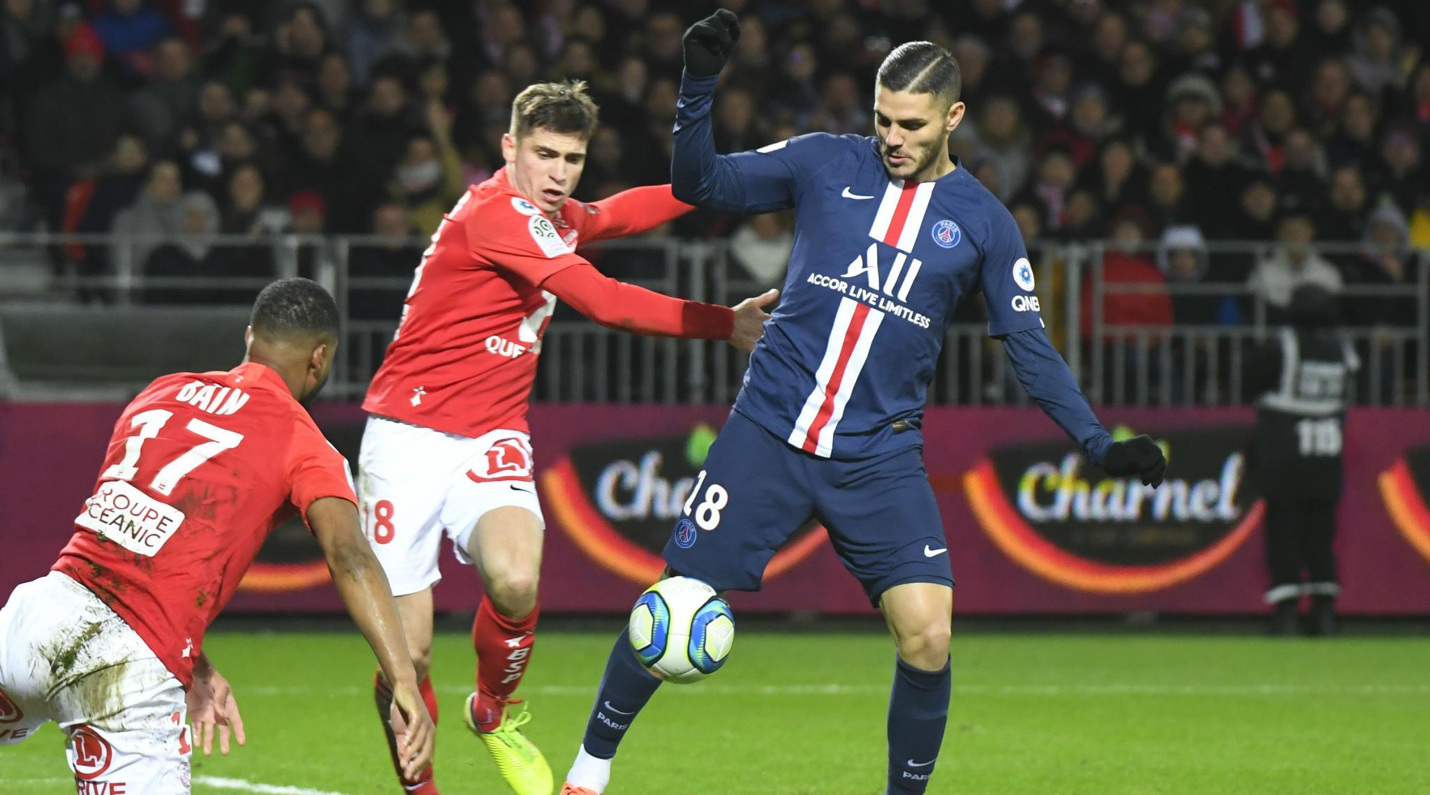 مشاهدة مباراة باريس سان جيرمان وبريست