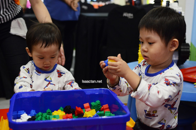 Parents' Day Activities With Grolier @ The Parenthood, Sunway Putra Mall