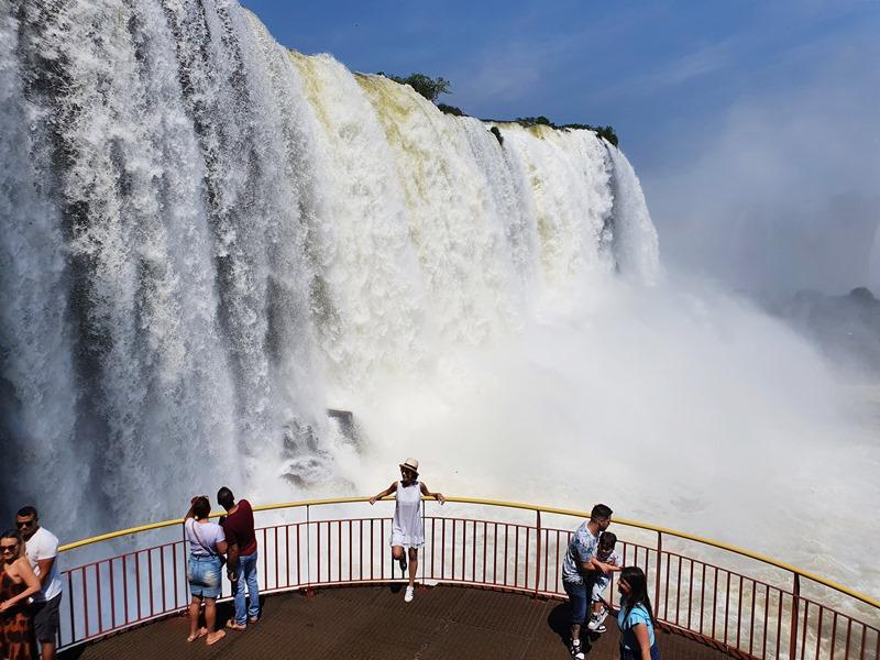 Passeio as Cataratas do Iguaçu Brasil
