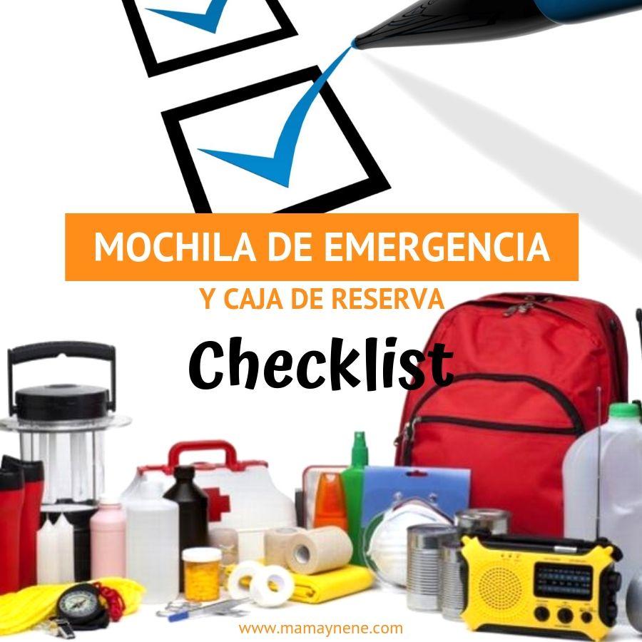 CHECKLIST-LISTADO-MOCHILA-EMERGENCIA-PREVENCION-DESASTRES-MAMAYNENE
