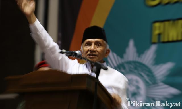 Ini Kriteria Calon Pemimpin Indonesia Menurut Amien Rais
