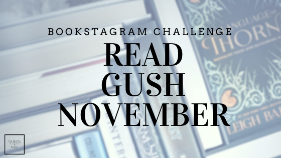 Bookstagram monthly prompts- color focus